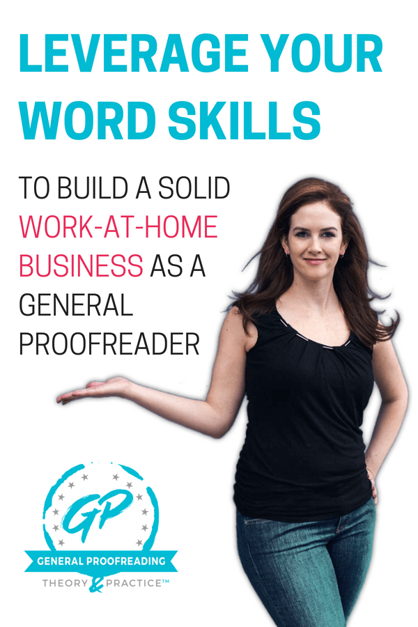 unconventional ways to earn money by freelance proofreading